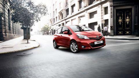 Toyota 2011 ve 2012 Model Otomobil Güncel Fiyat Listesi
