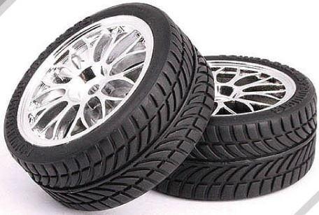 1-10-Touring-Tire-Chrome-Rim-with-Silver-Color-WA1019-WA1036-