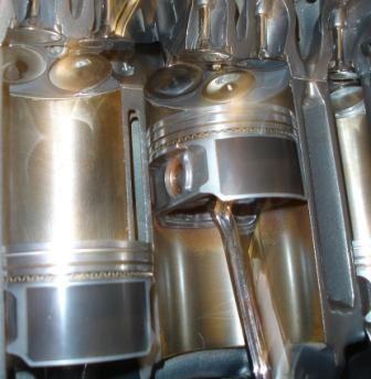 Piston in Cylinder ECU