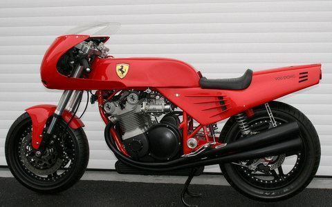 Ferrari motosiklet
