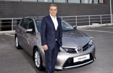 Toyota Ali Haydar Bozkurt