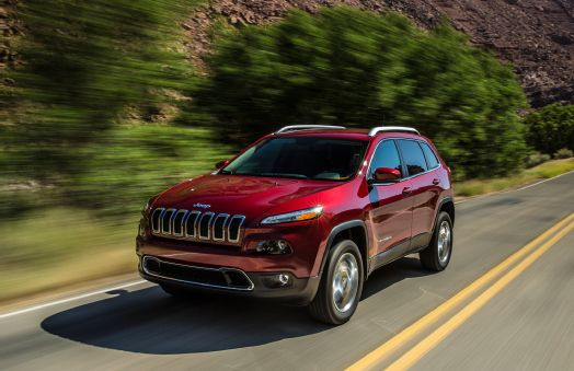 2014-Jeep-Cherokee-Limited-front-view