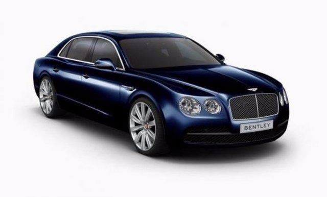 BENTLEY FLYING SPUR V8 BELUGA